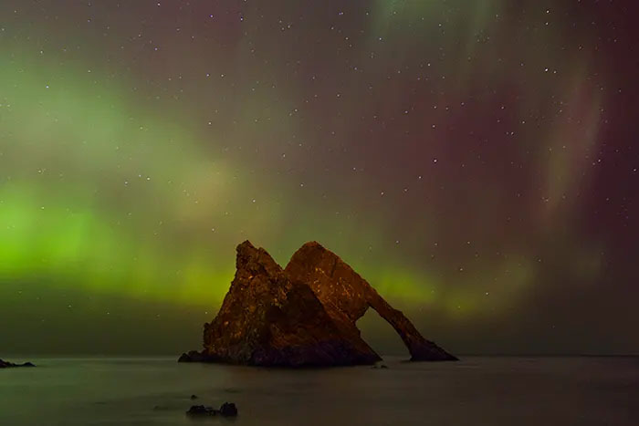 How to photograph the Aurora Borealis in Scotland