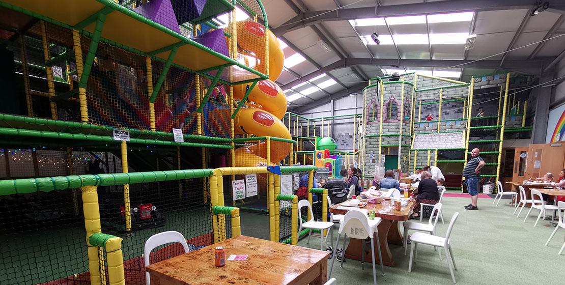 Wynford Farm Park Playbarn   Adventure Playground