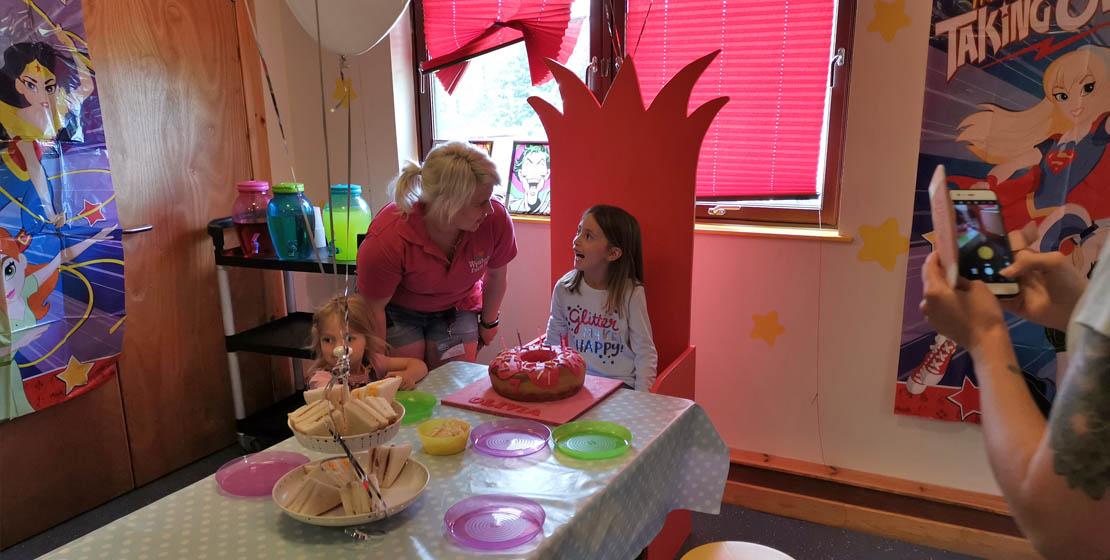 Birthdays at Wynford Farm Park