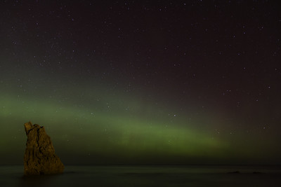 Aurora Borealis at Cullen
