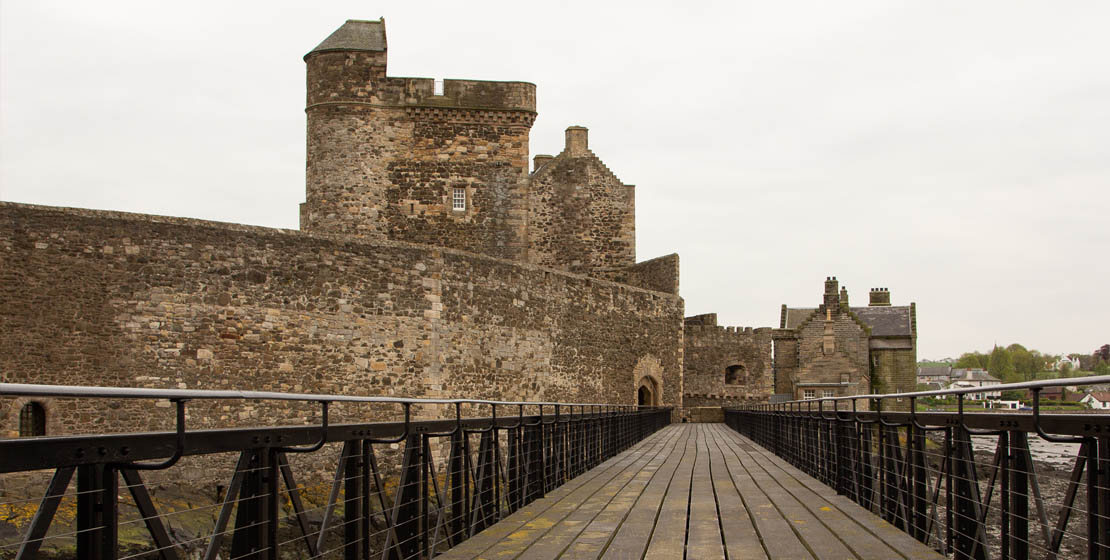 Blackness Castle   Outlander locations