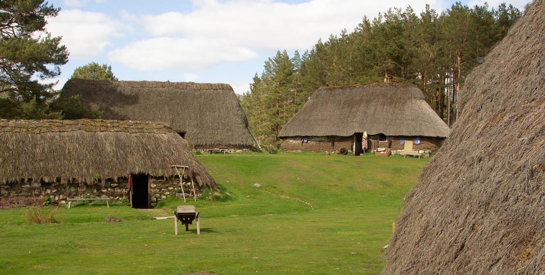 Highland Folk Museum   Outlander holiday