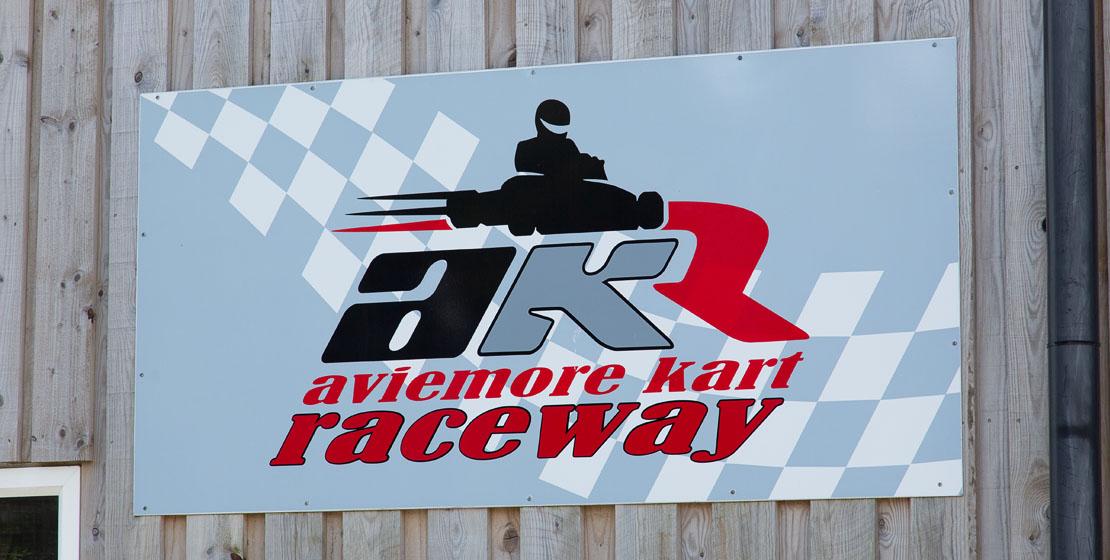 Go Karting in Aviemore at Aviemore Kart Raceway
