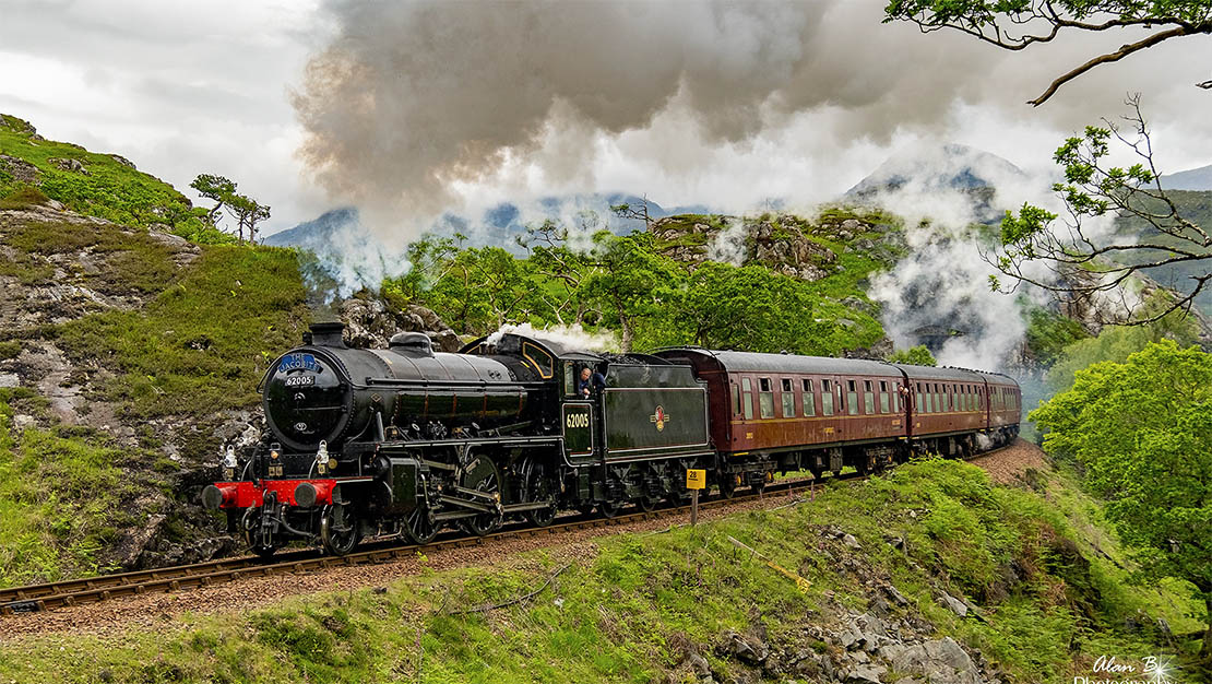 Greatest railway journey in the world