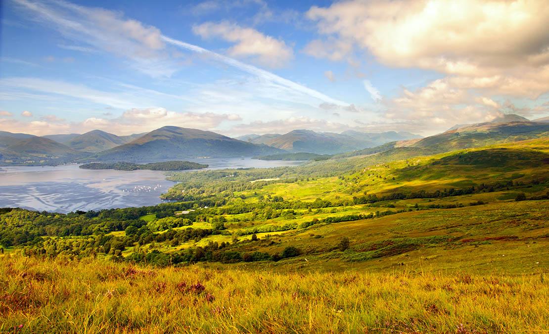 National Parks Scotland