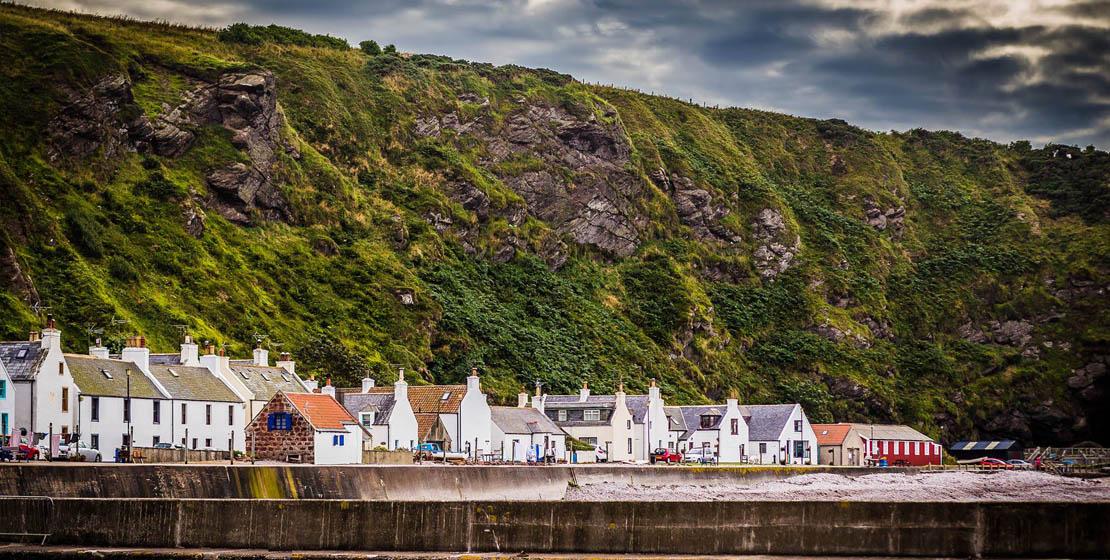 Coastal settlements - Pennan