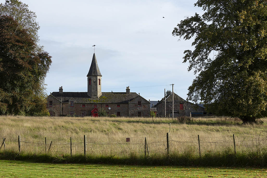 Farm and stables