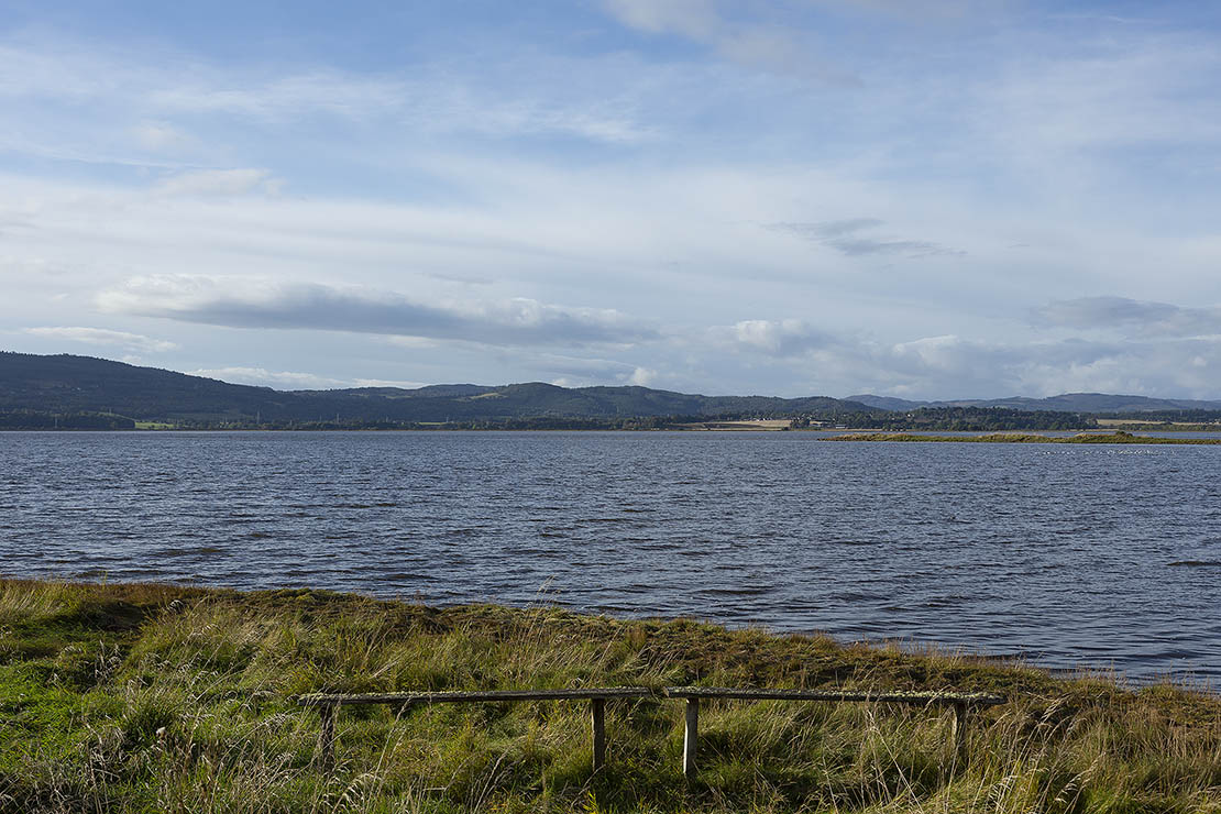 Redcastle overlooking Beauly Firth
