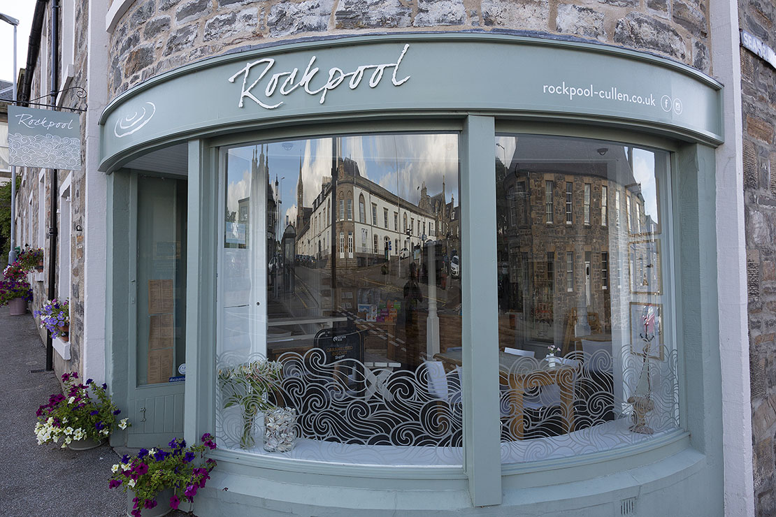 Rockpool Cafe in Cullen