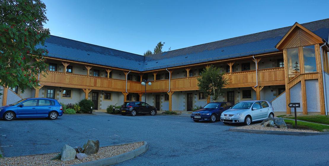 Apartments at Scandinavian Village