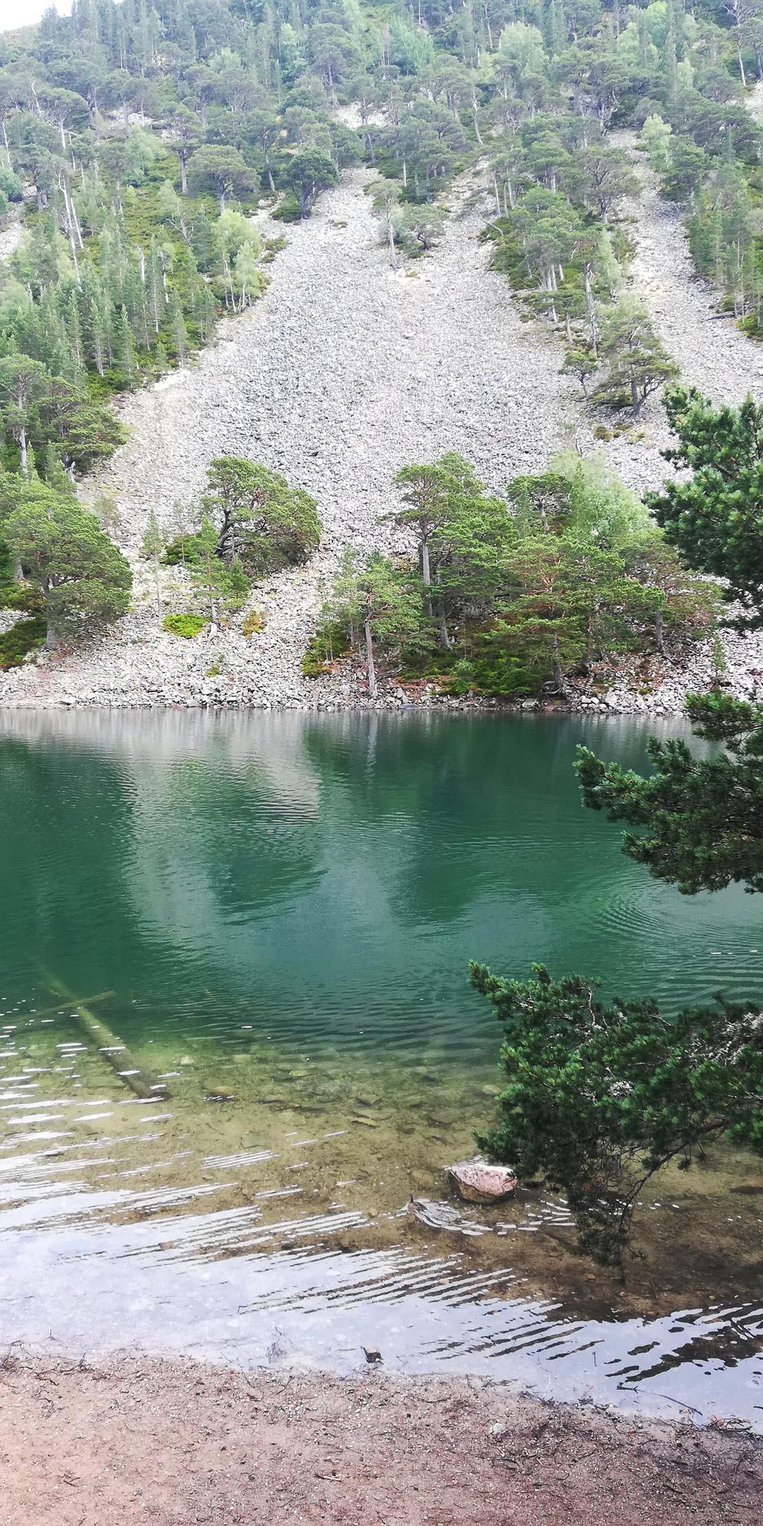 An Lochan Uaine - The Green Loch