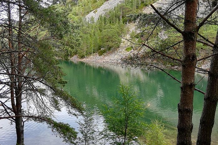 An Lochan Uaine - The Green Loch, based near Aviemore